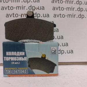 Колодка переднего тормоза ВАЗ 2108-09, 2110-2170 КА-2
