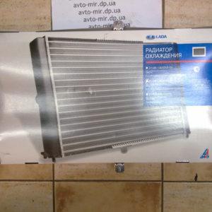 Радиатор охлаждения ВАЗ 2110, 2111, 2112(инж.) ДААЗ
