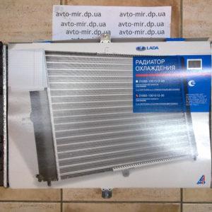 Радиатор охлаждения ВАЗ 2108, 2109 2113 2115 инжектор ДААЗ