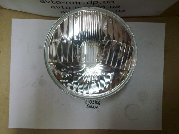 Оптический элемент ВАЗ 2103,2106 (ближний) Автосвет Освар номер: 21030-3711199-01