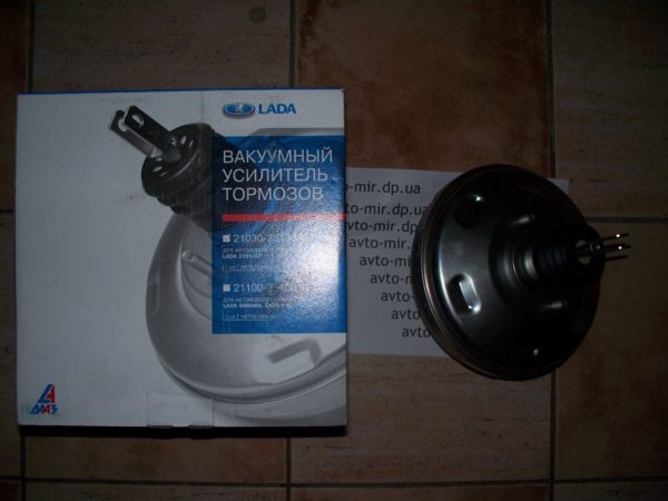 Усилитель тормозов вакуумный ВАЗ 2110-2112 ДААЗ