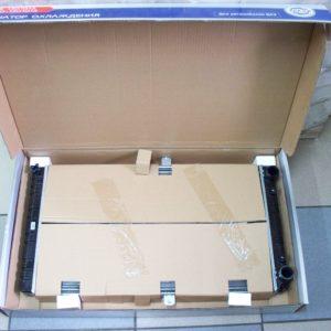 Радиатор охлаждения ВАЗ 2170-72, 2110-12 (н.о.) Пекар