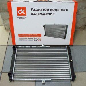 Радиатор охлаждения ВАЗ 2108-2109 (карб) ДК
