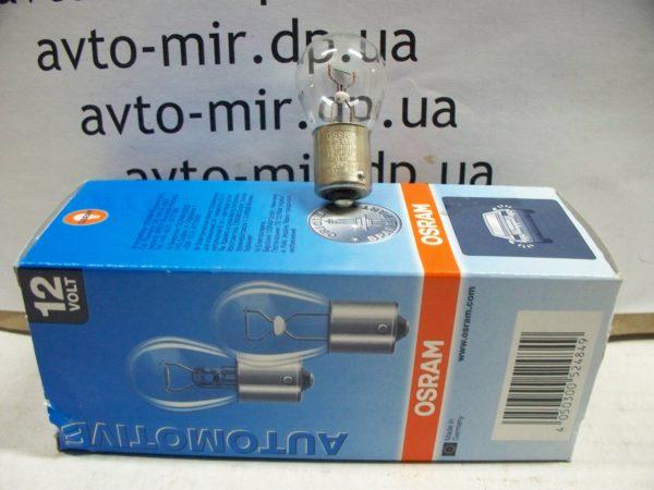Лампа накаливания 12V P21W Osram