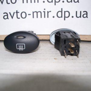 Выключатель обогрева заднего стекла ВАЗ 1117-19 Авар