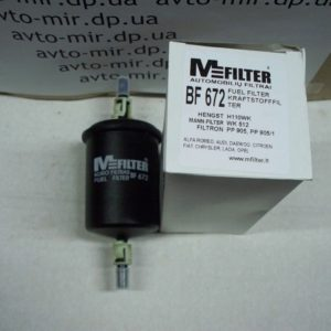 Фильтр топливный ВАЗ 2108-2170, Lanos, Aveo M-Filter