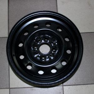 Диск колесный ВАЗ 2110-2112 чёрный (R14) АвтоВАЗ номер: 21120-3101015-02