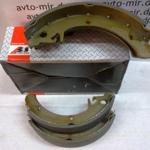 Колодка заднего тормоза ВАЗ 2108-2112 ABS