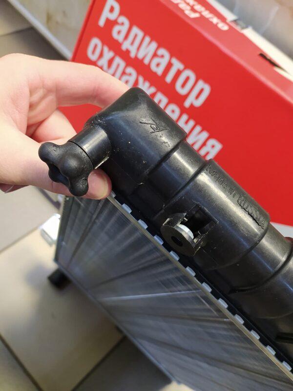 Радиатор охлаждения ВАЗ 2106 ДААЗ