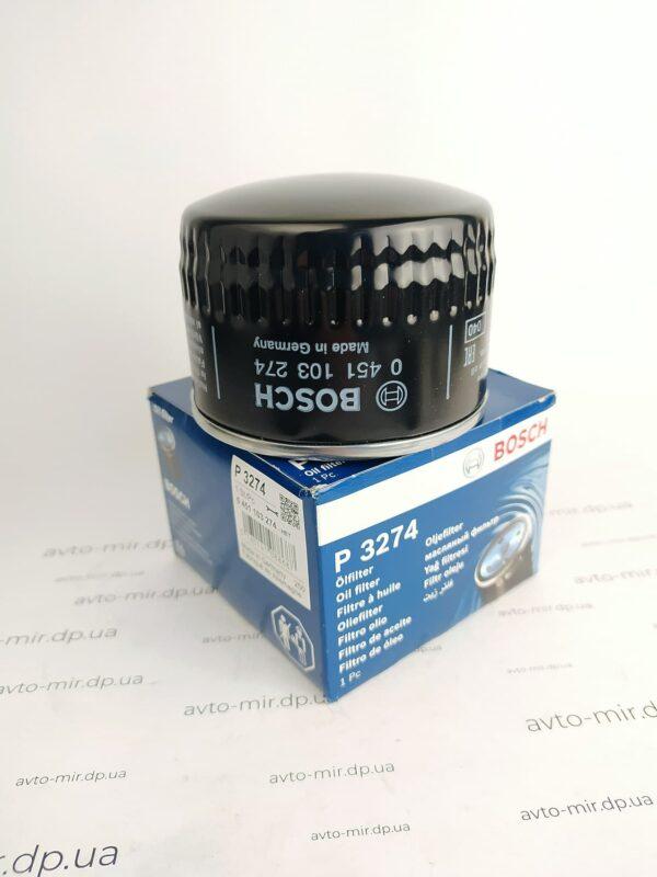 Фильтр масляный ВАЗ 2101, 2108. 2110, 1118. 2170 Bosch