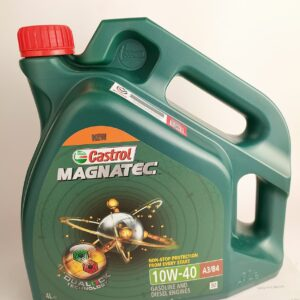 Масло моторное Castrol Magnatec A3/B4 10w40 4л