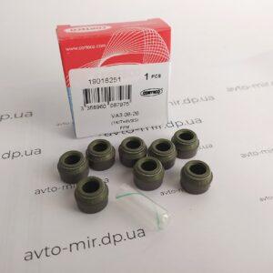 Сальники клапанов ВАЗ 2101-2107, 2108-2109 Corteco номер: 19018251
