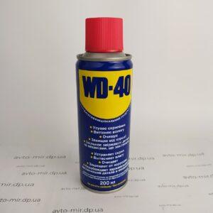 Проникающая смазка WD-40 200ml