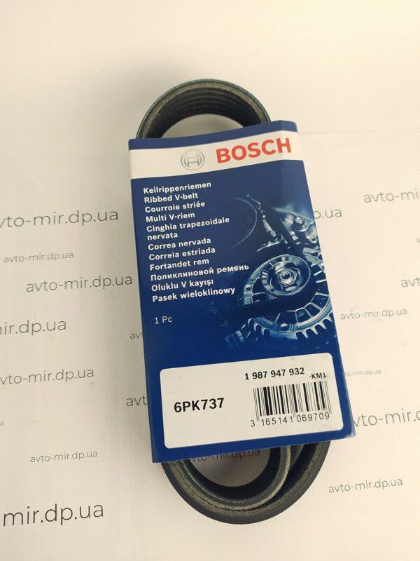 Ремень генератора ВАЗ 2110-2112, 2170 Bosch