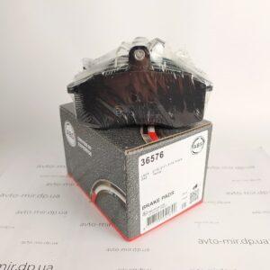Колодка переднего тормоза ВАЗ 2108-09, 2110-2170 ABS