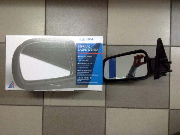 Зеркало боковое ВАЗ 2110-2112 левое ДААЗ