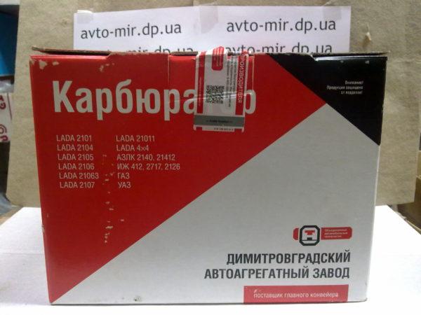 Карбюратор ВАЗ 21083 ДААЗ