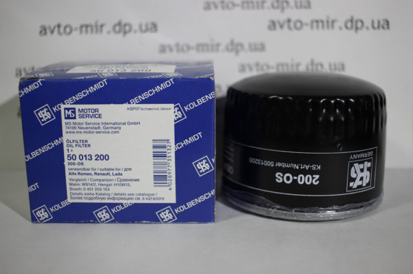 Фильтр масляный ВАЗ 2108, 2110, 1118, 2170 Kolbenschmidt