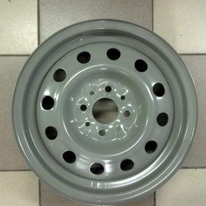 Диск колесный ВАЗ 2110-2112 (R14) серый АвтоВАЗ номер: 21120-3101015-15