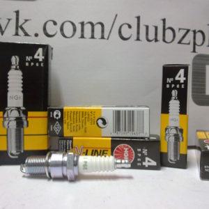 Свечи зажигания ВАЗ 2101-2107 NGK