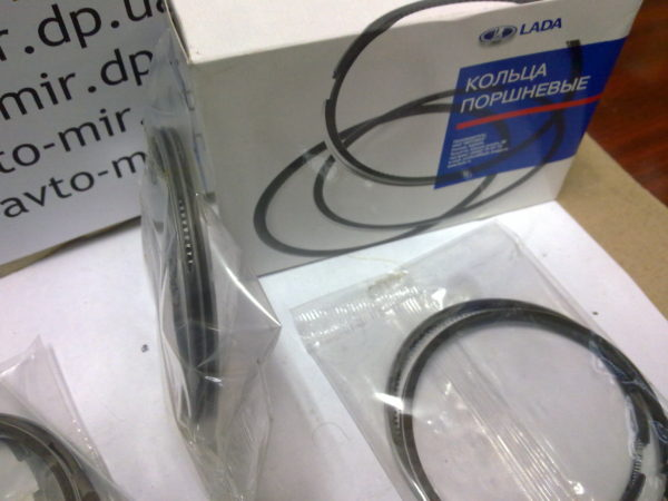 Кольца поршневые ВАЗ 2101, 2108 76,8 АвтоВАЗ