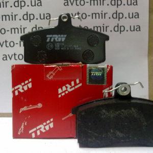 Колодка переднего тормоза ВАЗ 2108-09, 2110-2170 TRW