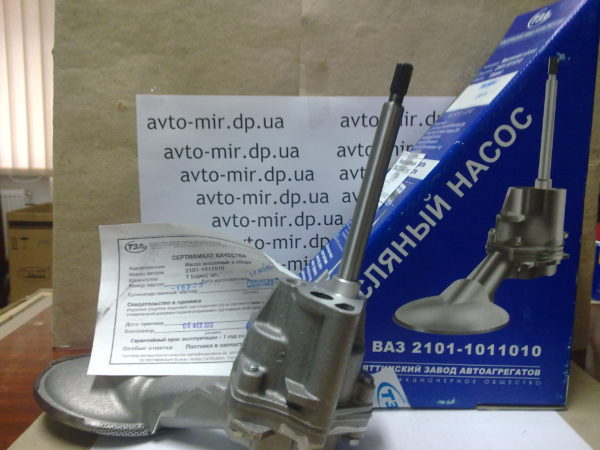 Насос масляный ВАЗ 2101-07 ТЗА