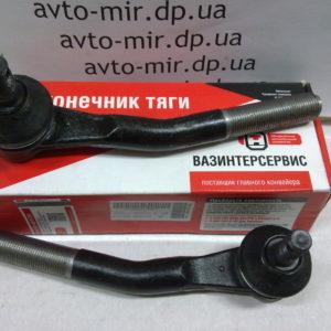 Наконечник рулевой тяги ВАЗ 2108-09 (правый+левый) ВИС