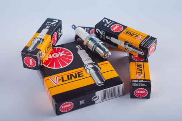 Свечи зажигания ВАЗ 2108-2109 Aveo Nexia Lanos (карб/инж) NGK