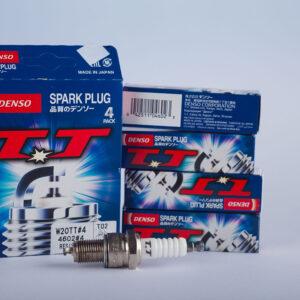 Свечи зажигания ВАЗ 2108-2109 Aveo Lanos (8кл.дв.) DENSO ТТ