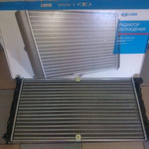 Радиатор охлаждения ВАЗ 2123 ДААЗ
