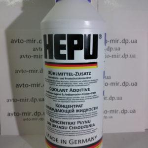 Антифриз синий 1,5л. концентрат HEPU