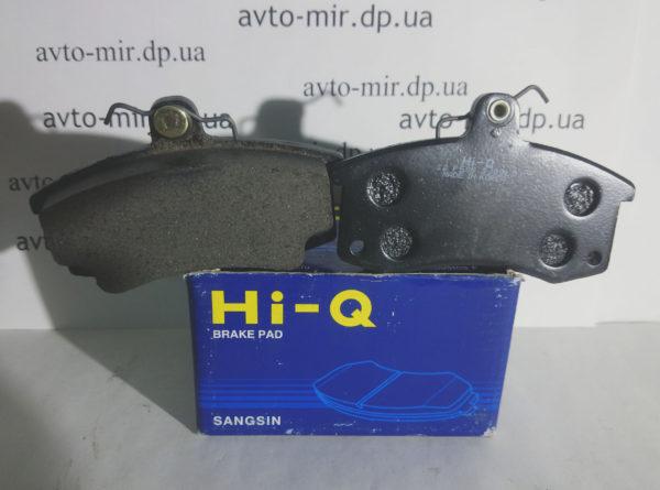 Колодка переднего тормоза ВАЗ 2108-09, 2110-2170 Hi-q