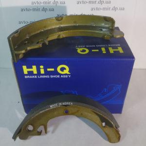 Колодка заднего тормоза ВАЗ 2108-2112 Hi-q