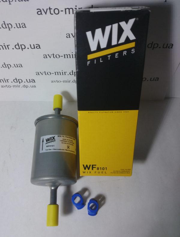 Фильтр топливный ВАЗ 2108-2170, Lanos, Aveo Wix