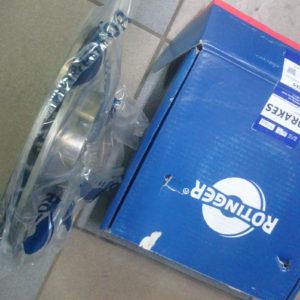 Диск тормозной передний ВАЗ 2110-2112, 2170 R14 Rotinger