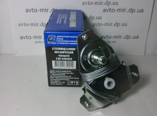 Стеклоподъемник ВАЗ 2101, 2103,2106 передний ДЗС