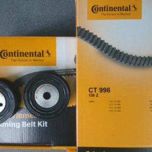 Комплект ГРМ ВАЗ 2112 16кл Continental