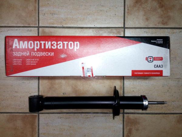 Амортизатор задней подвески ВАЗ 2170-2172 СААЗ