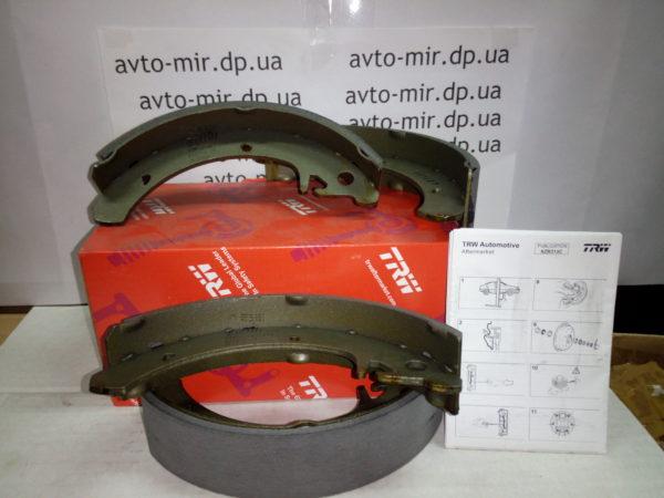 Колодка заднего тормоза ВАЗ 2108-2112 TRW