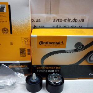 Комплект ГРМ ВАЗ 2170, 1118 (16кл) Continental