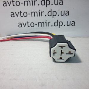 Колодка реле керамическая с проводами 5-контактная