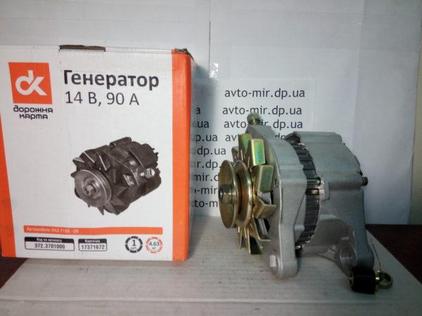 Генератор ВАЗ 2108-2109 90А ДК