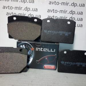 Колодка переднего тормоза ВАЗ 2101-07 Intelli