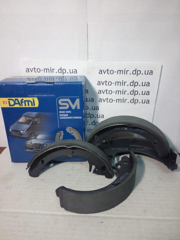 Колодка заднего тормоза ВАЗ 2108-2112 Dafmi