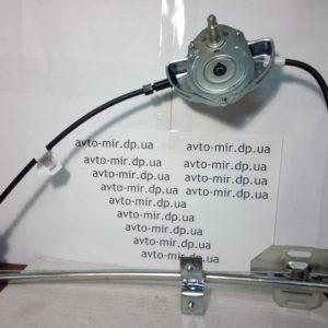 Стеклоподъемник ВАЗ 2110-2112 передний левый механический ДЗС