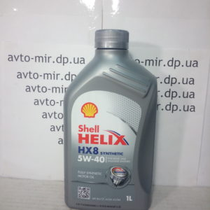 Масло моторное Shell Helix 5W40 1л