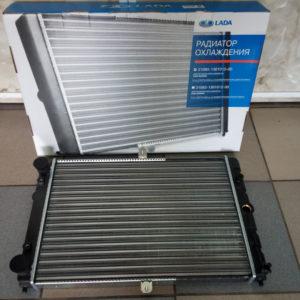 Радиатор охлаждения ВАЗ 2108-2109 карб