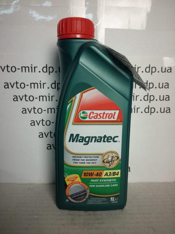 Масло моторное Castrol Magnatec A3/B4 10w-40 1л