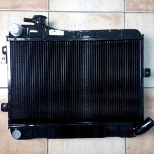 Радиатор охлаждения ВАЗ 2103, 2106 2-х рядный Оренбург